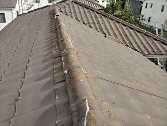 かわらUの屋根
