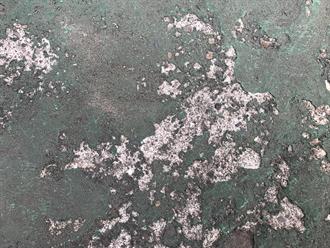 防水層表面の劣化