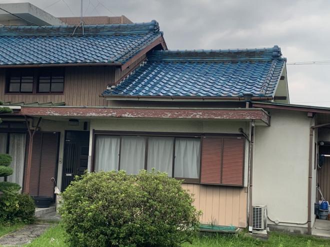 春日井市にて雨樋の詰まり、雨漏り調査に伺いました