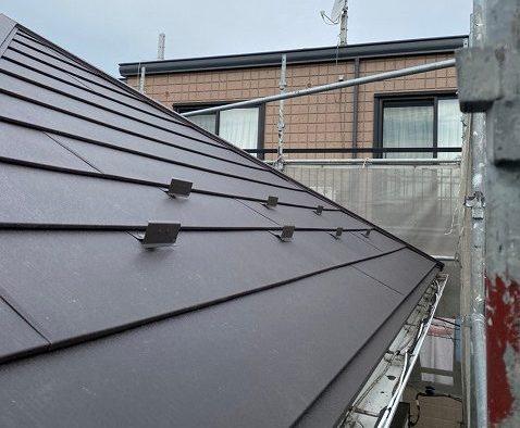 施工後の屋根2