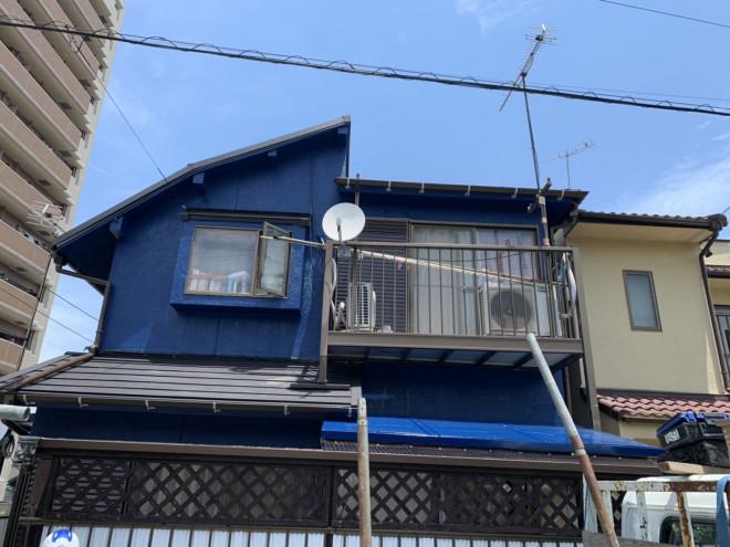 春日井市、雨漏り、屋根葺き替え、外壁塗装
