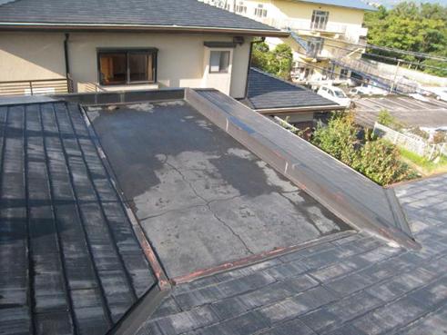 三島市屋根雨漏り