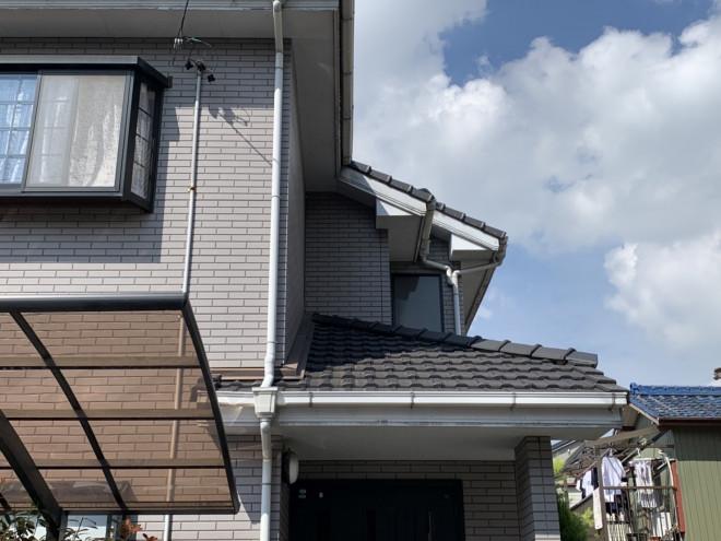 春日井市の雨漏り、屋根補修