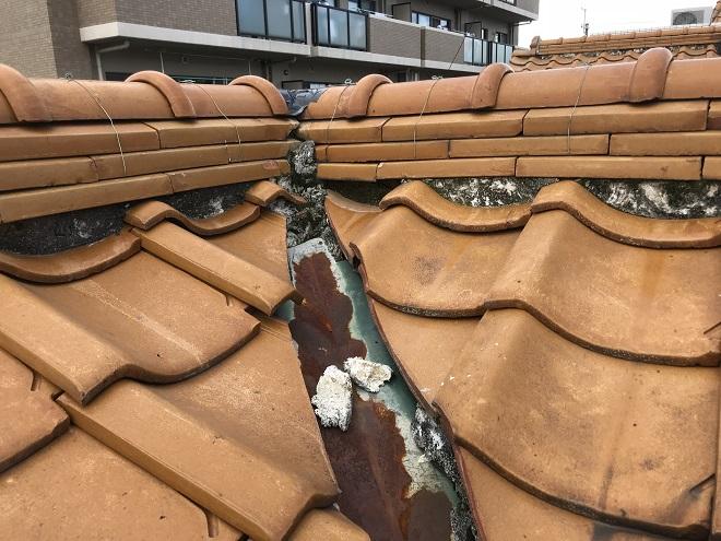 台風10号発生が間近|雨漏りに遭う前に瓦屋根の点検を忘れずに【アメピタ吹田店】