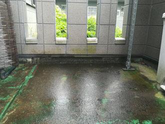 雨漏りが発生したベランダはウレタン防水の通気緩衝工法が適しています