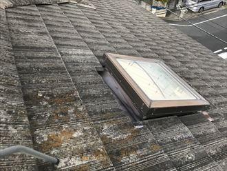 葛飾区西水元にて廃盤屋根材モニエル瓦での雨漏り発生原因を調査いたしました