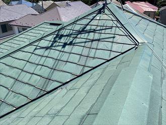 市川市大野町にて雨漏りが発生する前の屋根メンテナンス調査を実施しました
