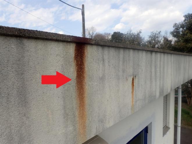 富里市根木名の鉄骨造建物にて雨漏りの有無と最適なメンテナンス方法を調査