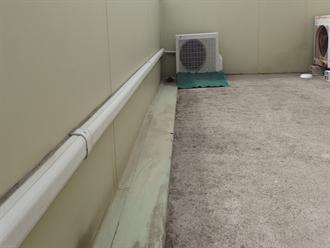 鴨川市内浦にて購入された店舗の内装リフォーム前に雨漏りの補修工事をご検討