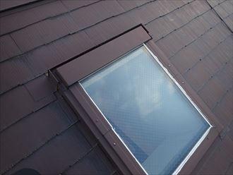 天窓の経年劣化