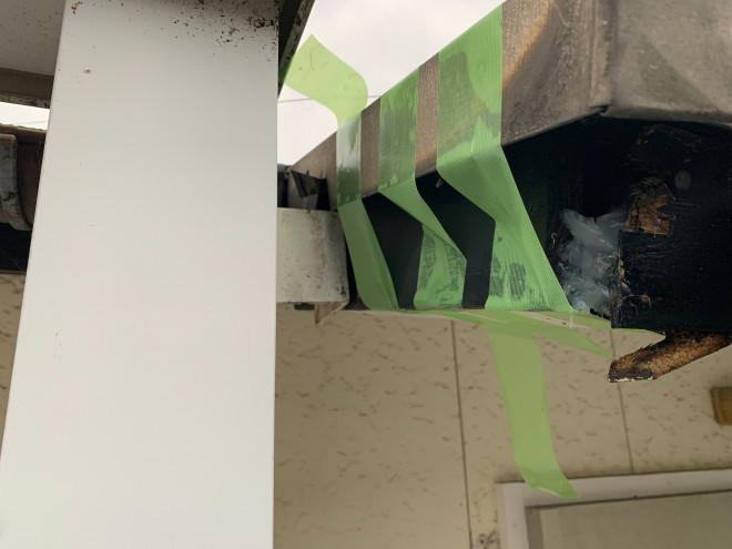 春日井市、雨漏り、カバー工法
