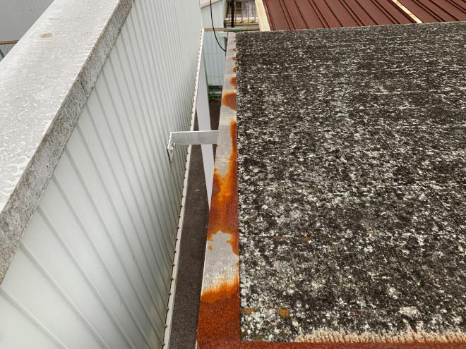 春日井市、カラーベスト、カバー工法、雨漏り