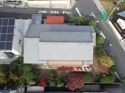 日進市にて屋根漆喰工事の施工の流れをご紹介します