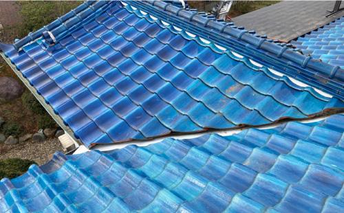 雨漏りを繰り返している屋根