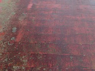 調布市佐須町にて急な雨漏りにお困りの方からのご相談、雨漏り調査を実施