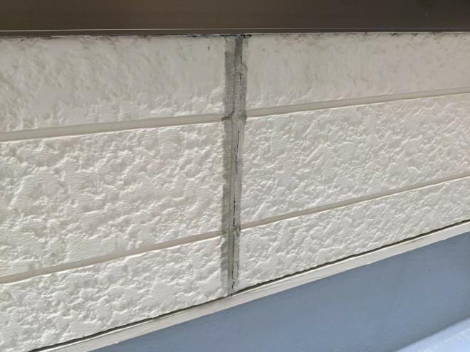 春日井市での外壁シーリング工事